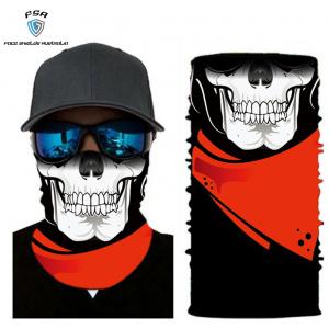 Skull & Scarf
