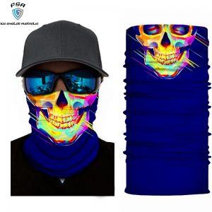 Fluro Skull