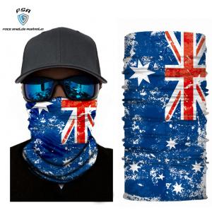 Australian Flag Faded