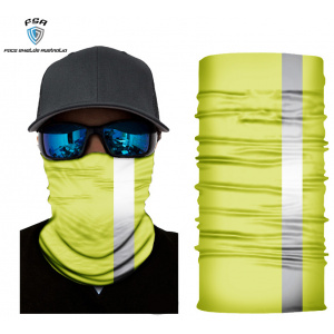 HI-VIS Yellow Reflective Stripe