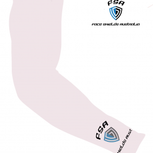 Arm Sleeves / Light Pink With FSA Logo