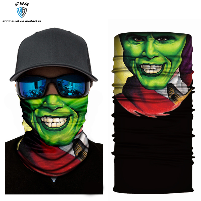 Kids face shield The Mask