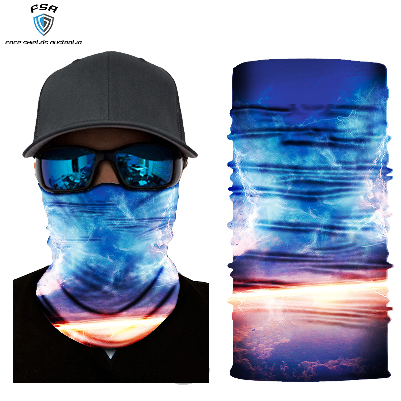 Kids Face Shield Flare