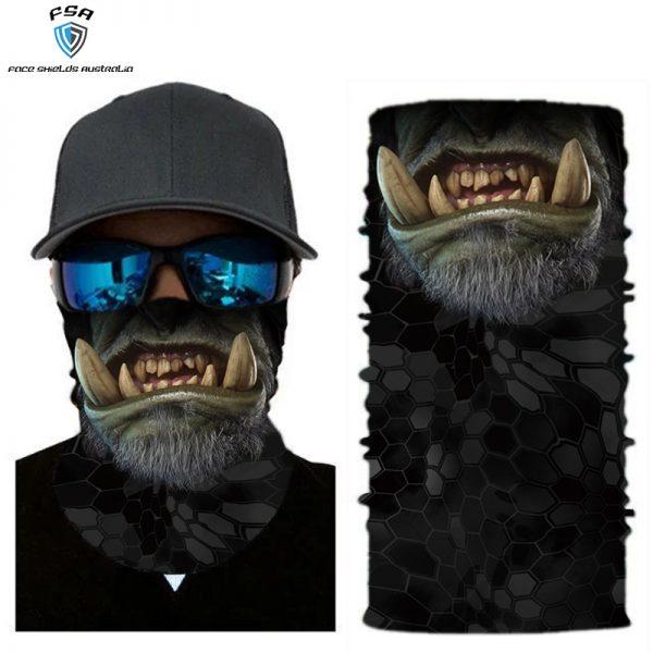 Kids Face Shield Kong