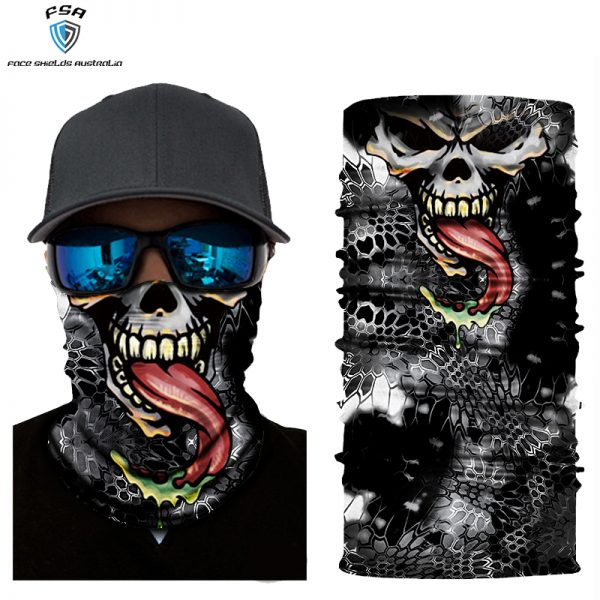 Kids Face Shield Twisted