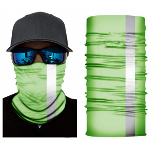 HI-VIS Green Reflective Stripe