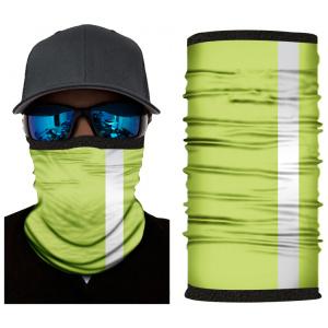 Kold Killa™ | Yellow Hi-Vis | Fleece Lined Face Shield