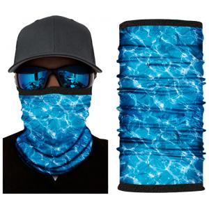 Kold Killa™ | Oceans | Fleece Lined Face Shield