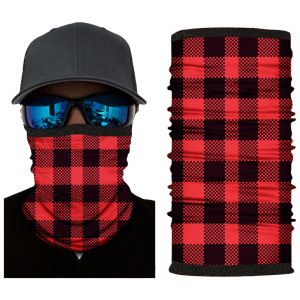 Kold Killa™ | Lumberjack | Fleece Lined Face Shield