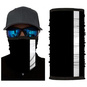 Kold Killa™ | Black Hi-Vis | Fleece Lined Face Shield