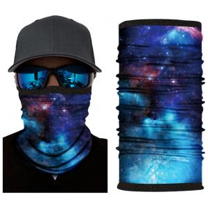 Kold Killa™ |  Galaxy | Fleece Lined Face Shield