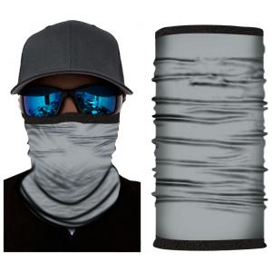 Kold Killa™ |  Grey Cloud | Fleece Lined Face Shield