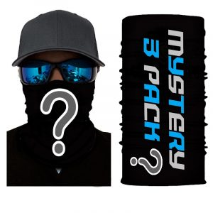 Mystery 3 Pack of Face Shields