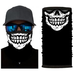 Kold Killa™ | Smiley | Fleece Lined Face Shield