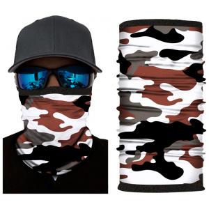 Kold Killa™ | Snow Camo | Fleece Lined Face Shield