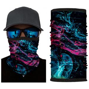 Kold Killa™ | Vibrant | Fleece Lined Face Shield