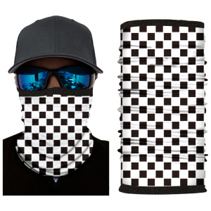 Kold Killa™ | Check Mate | Fleece Lined Face Shield