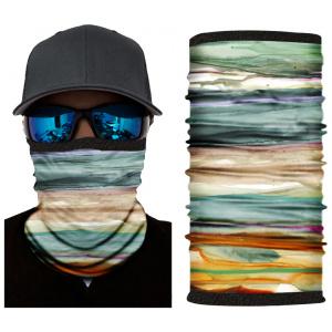 Kold Killa™ | Water Colour | Fleece Lined Face Shield